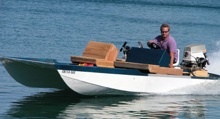 timber boat designs