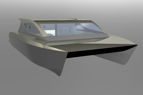 catamaran boat kits