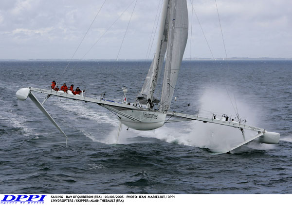 Power catamarans